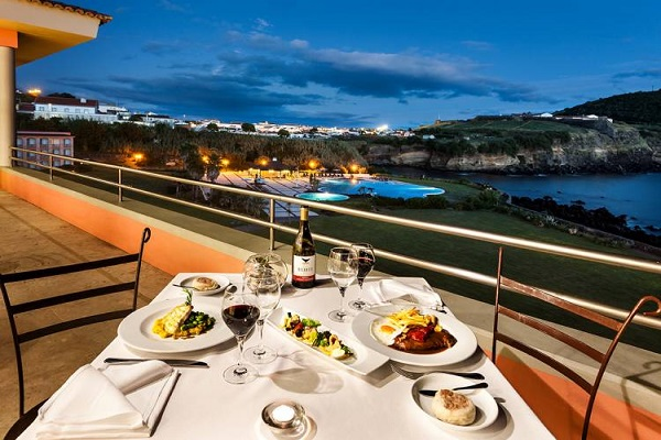 Restaurants in Terceira