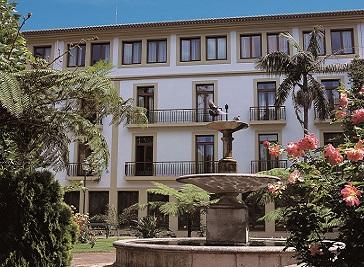 Angra Garden Hotel in Terceira