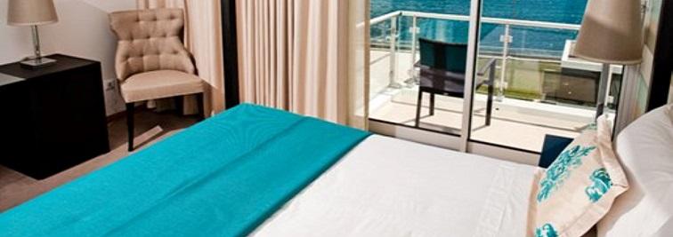 Atlantida Mar Apart Hotel in Terceira