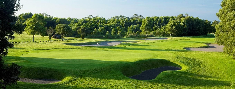 Batalha golf